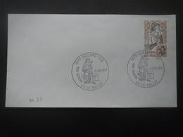FRANCE Cachet Illustré De Le Pallet 09-06-1979 Sur Le N°2031 - Poststempel (Briefe)