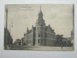 Carte Postale Diedenhofen - Colmar