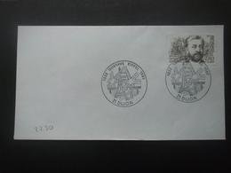 FRANCE Cachet Illustré De Dijon 18-12-1982 Sur Le N°2230 - Cachets Commémoratifs
