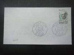 FRANCE Cachet Illustré De Bayonne 25-06-1983 Sur Le N°2283 - Poststempel (Briefe)