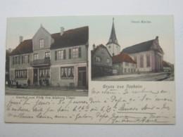 Carte Postale ROSHEIM 1906 - France