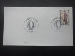 FRANCE Cachet Illustré De Paris 02-11-1985 Sur Le N°2389 - Poststempel (Briefe)