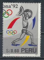°°° PERU - Y&T N°1082 - 1996 °°° - Peru