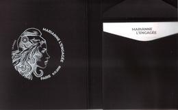 Coffret  De 10 Feuillets Marianne L'Engagée - Salon Automne Päris (2018) Neuf** - Neufs