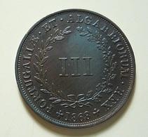 Portugal III Reis 1868 - Portugal