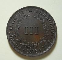 Portugal III Reis 1875 - Portugal