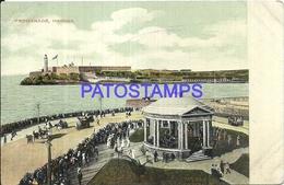 105084 CUBA LA HABANA PROMENADE VIEW PARTIAL POSTAL POSTCARD - Postcards