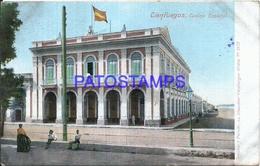 105085 CUBA CIENFUEGOS CASINO ESPAÑOL POSTAL POSTCARD - Postcards