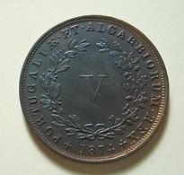 Portugal V Reis 1874 - Portugal