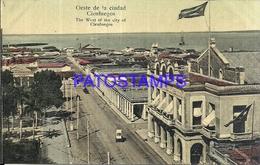 105086 CUBA CIENFUEGOS THE WEST OF THE CITY POSTAL POSTCARD - Postcards