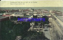 105087 CUBA CIENFUEGOS VIEW OF PART OF THE CITY POSTAL POSTCARD - Postcards
