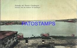 105088 CUBA CIENFUEGOS ENTRANCE INTO THE HARBOUR POSTAL POSTCARD - Postcards