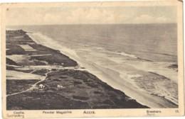 Ghana - Gold Coast , Accra, Castle, Powder Magazine, Breakers, General View - Ghana - Gold Coast
