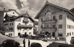 ORTISEI-BOZEN-BOLZANO-HOTEL =AQUILA E POSTA=-CARTOLINA VERA FOTOGRAFIA NON VIAGGIATA-ANNO 1946-950 - Bolzano