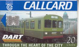 IRELAND - Train, DART, 05/96, Used - Trains
