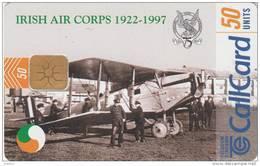 IRELAND - Irish Air Corps 1992-1997, Tirage 50000, 06/97, Used - Vliegtuigen