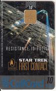 IRELAND - Star Trek, Chip ODS 4, 10/96, Used - Ireland