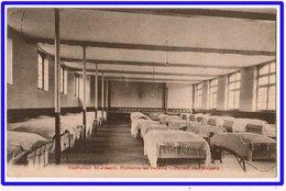 21483  Cpa  FONTAINE LES VERVINS : Institution Saint Joseph ; Dorttoir Des Moyens !! 1927 !! - Vervins
