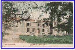 21489  Cpa   JULIENAS  : Château De La Prat !! Superbe Colorisée De  1915 !! - Julienas