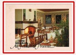 """23083  CPM  VAUVENARGUES  : Hôtel - Restaurant  """" Au Moulin De Provence  """" - Autres Communes"""