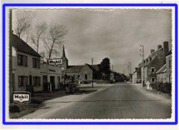 23085 CPM    SAINT JULIEN  : La Rue Principale  !! !  Superbe Carte Photo  1963   !! - France