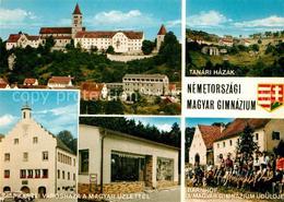 73362684 Kastl_Amberg Teilansicht Mit Kloster Kirche Ladengeschaeft Gruppenbild - Deutschland