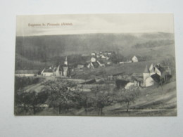 Carte Postale   Bagneux , Mossain 1915 - France