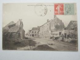Carte Postale   NEFCHATEL  1922 - France