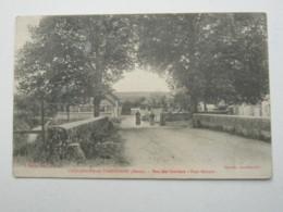 Carte Postale      Coulonges- En - Tardenois 1914 - France