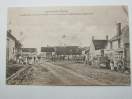 Carte Postale      Juvincourt 1916 - France