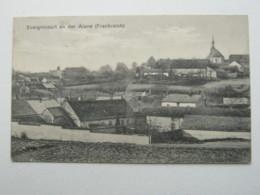 Carte Postale   Evergnicourt - Unclassified