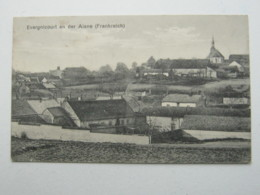 Carte Postale   Evergnicourt - France