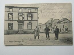 Carte Postale  Montagne 1915 - Non Classés