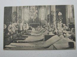 Carte Postale  CHAMBLEY  1916 - Chambley Bussieres
