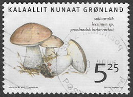 Greenland SG466 2005 Fungi 5k.25 Good/fine Used [39/31723/6D] - Greenland