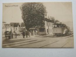 Carte Postale  Pagny  Gare - Non Classés