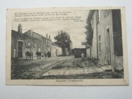 Carte Postale  Raucourt 1916 - Non Classés