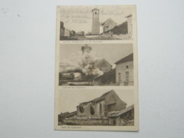 Carte Postale  LEINTREY  1915 - Non Classés
