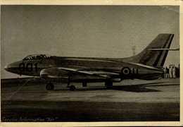"""S.N.C.A.S.O. 4.050..""""VAUTOUR""""...VERSION TRIPLE...CPSM GRAND FORMAT - Avions"""