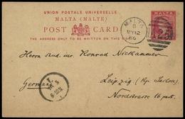1884, Luxemburg, P 1, Brief - Luxemburg