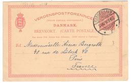 11281 - Entier  Pour L'Allemagne - Entiers Postaux