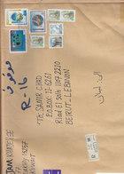 Kuwait Com.regsitr.cover Very Large Size,franked 2 Compl.set Diving + Distr.3v. Compl.falcon,etc...- Red. Pr. SKRILL PAY - Kuwait