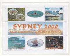 Wallis Et Futuna 2000 Sydney Olympic Games Souvenir Sheet MNH/** (G30AL) - Sommer 2000: Sydney