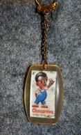 Rare Vintage Porte-clefs Années 50-60 Chocolat Chocorêve - Porte-clefs