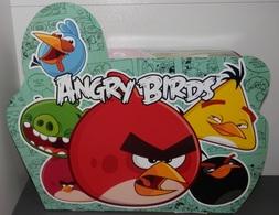 DIORAMA  KINDER SUPRISE - ANGRY BIRDS - Monoblocs