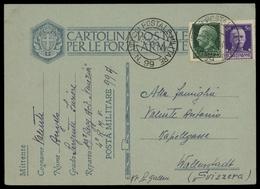 1929, Italien, 304, 307, Brief - Italien