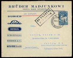 1938, Bulgarien, 353, Brief - Bulgarien