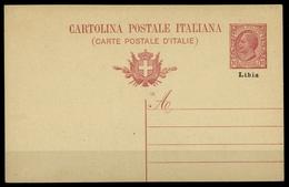 1915, Italienisch-Libyen, P 1, Brief - Italien