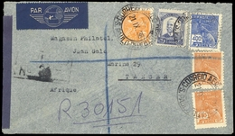 1929, Brasilien, 306 A U.a., Brief - Brazil