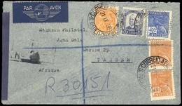 1929, Brasilien, 306 A U.a., Brief - Brasilien